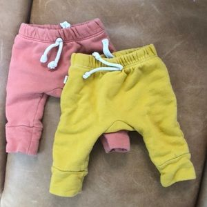 Childhoods Clothing gusset pants